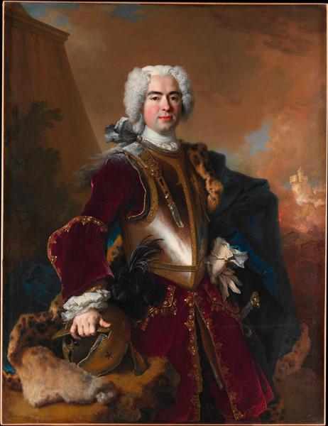 André François Alloys de Theys d'Herculais (1692–1779) 1727