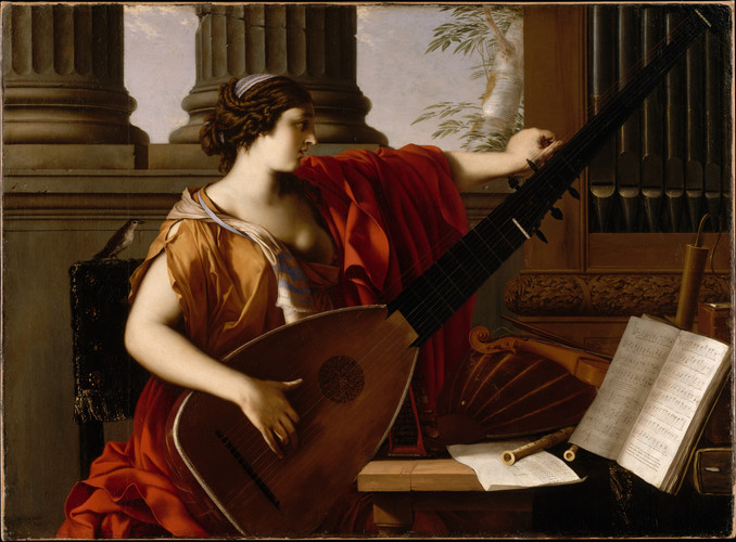 Allegory of Music 1649