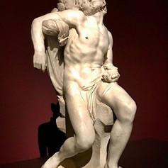 Saint Sebastian by Gian Lorenzo Bernini (1617-1618)