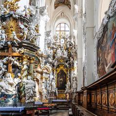 Neuzelle Monastery, Germany.
