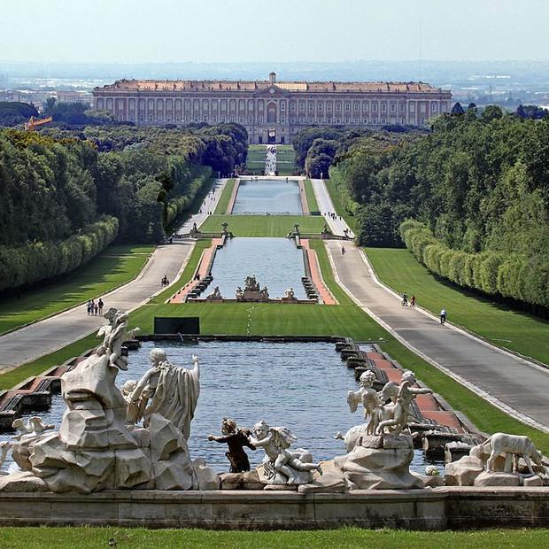 Royal Palace of Caserta, Naples, Italy