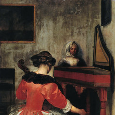 The Concert by Gerard Ter Borch