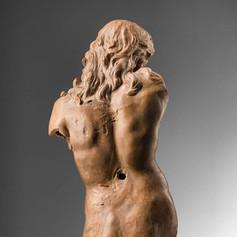 Christ Resurrected by Alessandro Algardi (1598 -1654)