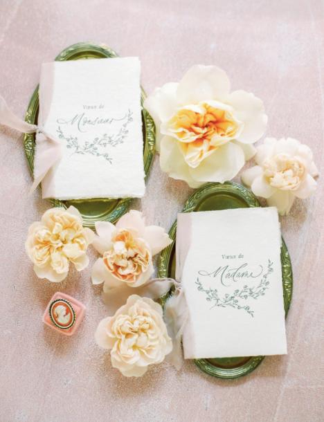 Livre de vœux de couple 💌  Couples' vow books