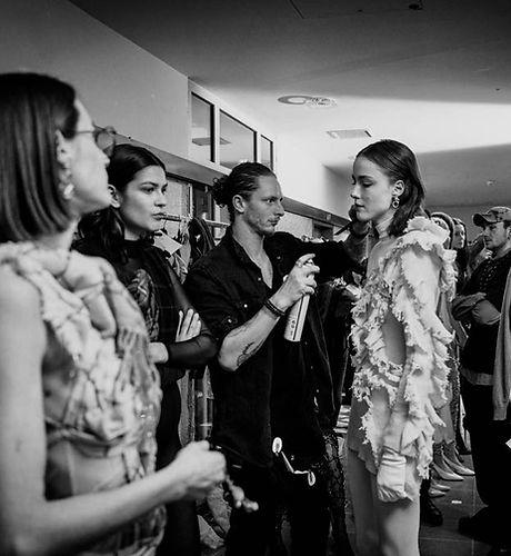 Friseur FashionWeek Berlin