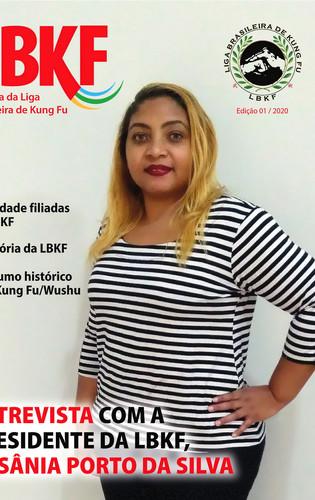 REVISTA OFICIAL DA LBKF