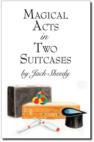 Magical Acts in Two Suitcases