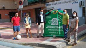 Presentada en Parla la campaña de Ecovidrio en apoyo a la lucha contra el Alzheimer