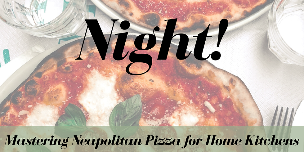 Guide Only: Mastering the Art: Neapolitan Pizza for Home Kitchens!