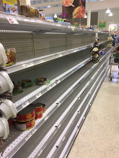 If The Grocery Store Is This Empty, Your Pantry Can't Be!