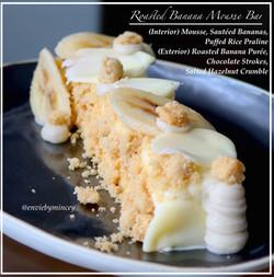 Roasted Banana Mousse 906 Episode
