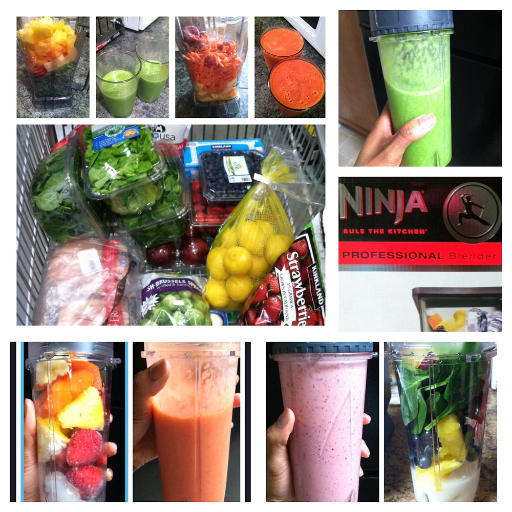 Smoothies Galore!