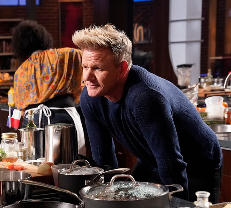 """Two """"W""""s in one night on MasterChef- No Chance!"""