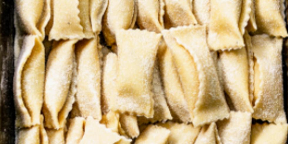 12/6 (AM) Agnolotti!!!! Stuffed Pasta Class