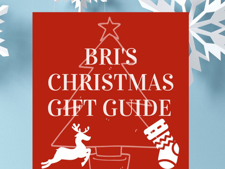 Bri's Christmas Gift Guide