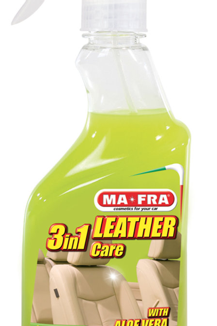Leather Cleaner 3 In 1 ( 500 ml )
