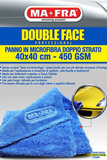 Double Face 40 × 40 cm   ( 1 Pack 3PCs )