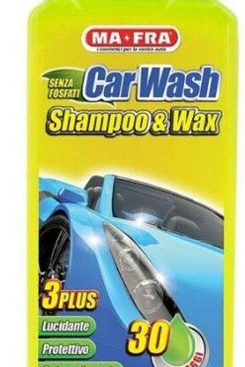 CAR WASH SHAMPOO & WAX ( 1000 ml )