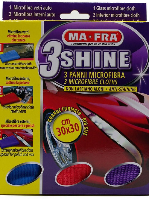 Panno 3 Shine  ( 1 Carton 3 towel)