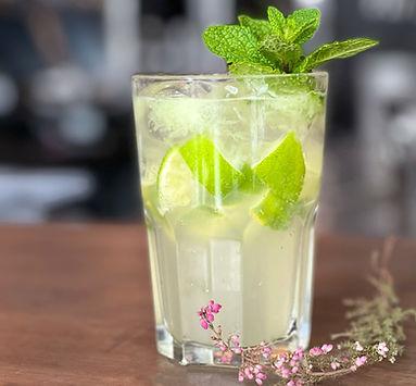 cocktail en Loops Pub