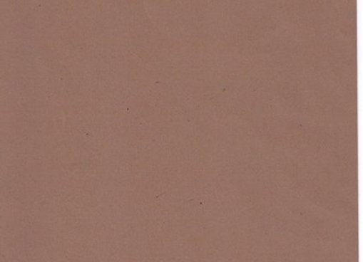Brown smooth heavy paper A4 150gsm. 100 sheets