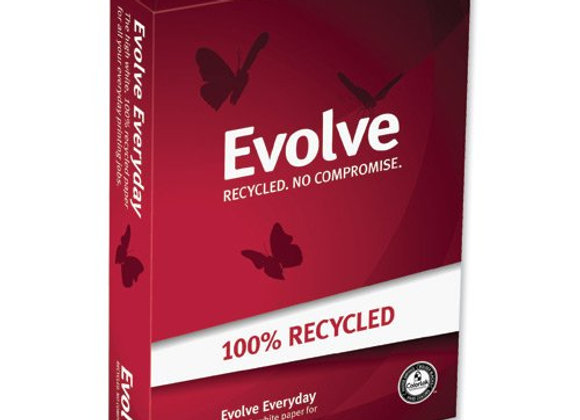 Evolve Recycled 80gsm Printer Paper