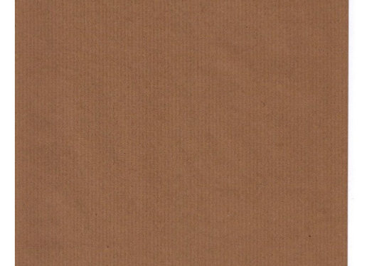 Ribbed brown manilla A4 paper 90gsm. 100 sheets