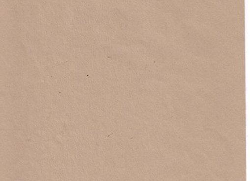 Buff light brown sugar paper A4 100gsm. 100 sheets