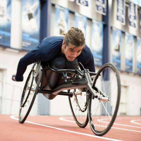 Brett Gravatt, Paralympic Athlete