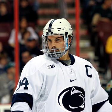 Tommy Olczyk, Professional Hockey Player