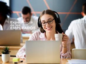 Mejorando la experiencia de los empleados.
