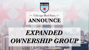 Chicago Red Stars Announce Expanded Ownership Group