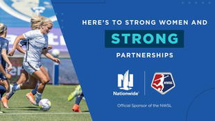 Nationwide Joins NWSL As Official League Partner