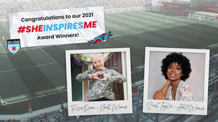 Chicago Red Stars Announce the 2021 #SHEINSPIRESME Winners