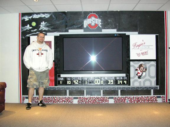 OSU Scoreboard Mural 3