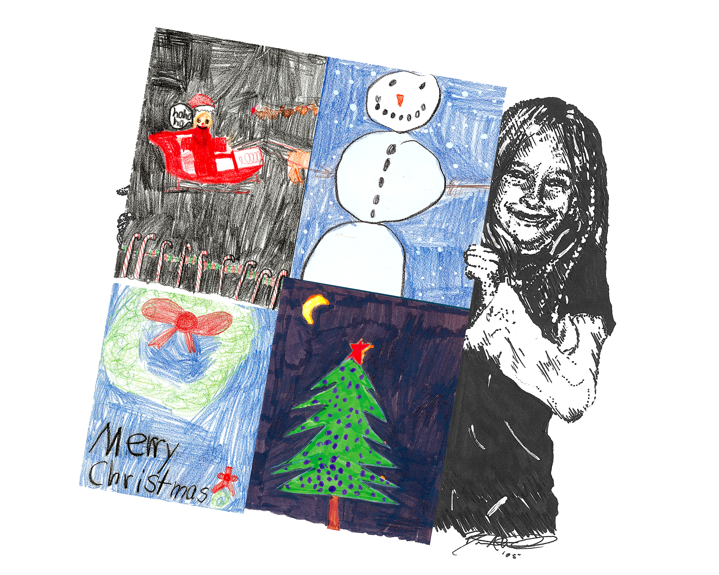 Kiddo's Christmas