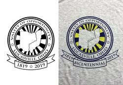 Lucasville Bicentennial Logo