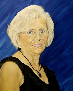 The Rawlings Portrait - Alice Kaye