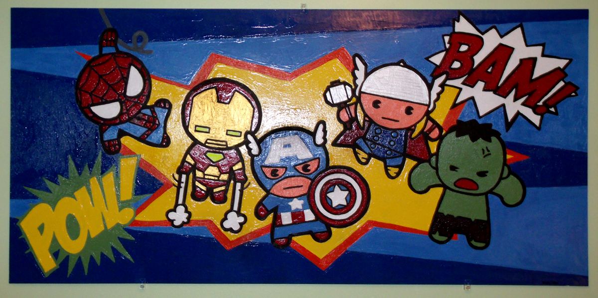 Lil' Avengers