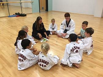 karate dartford, little ninjas dartford, martial arts kids dartford