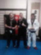 KBT Academy Bexleyheat Competition winners
