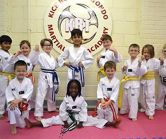 KBT Karate kids crayford, martial arts crayford, karate crayford