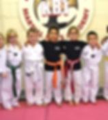 KBT Karate kids dartford, martial arts fairfield leisure centre