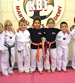 KBT Karate kids dartford, martial arts fairfield leisure centre