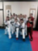 KBT Martia Art Academy Fighting Squad