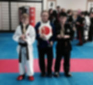 KBT Academy of Martial Arts Bexleyheath Competition Winners
