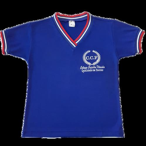 Camiseta Manga Curta Florida