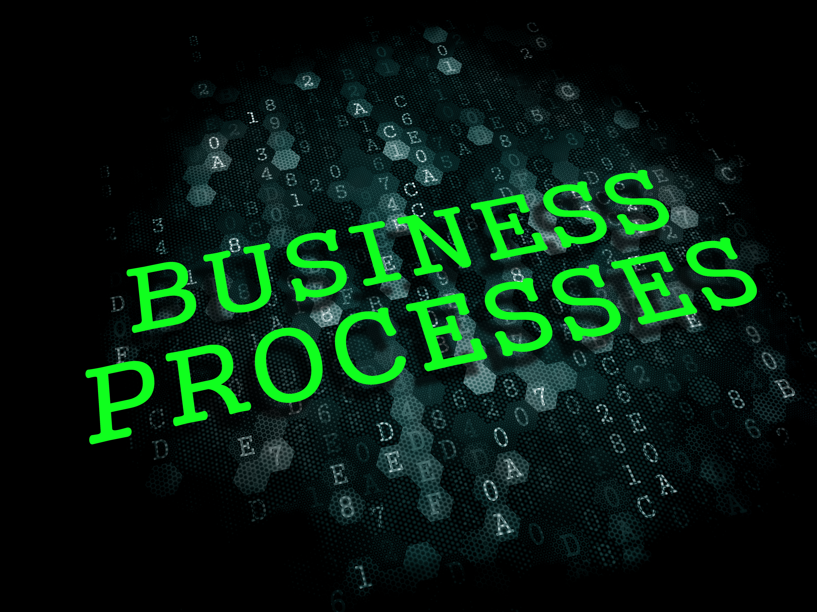 Business Processes.