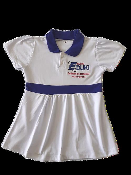 Camiseta Mini Veste Polo Eduki