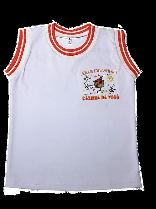 Camiseta Regata Casinha da Vovó